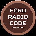 VFord Radio Security Code icon