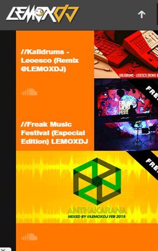LEMOX DJ