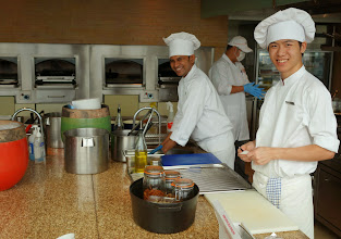 Photo: Chefs of the Grand Hyatt