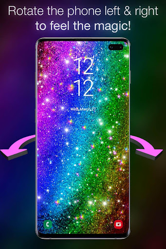 Glitter Live Wallpaper 1.53 Screenshots 2