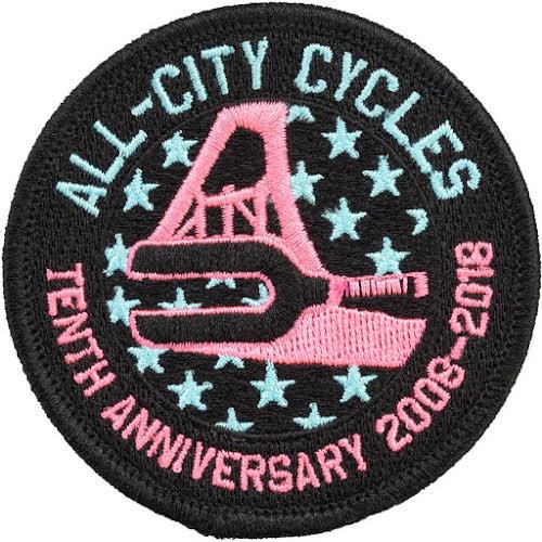 All-City THS - Century Club Patch