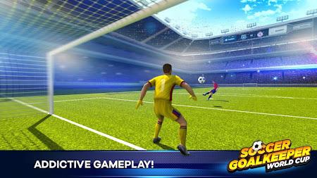 Soccer Goalkeeper 1.1.1 screenshot 2092541