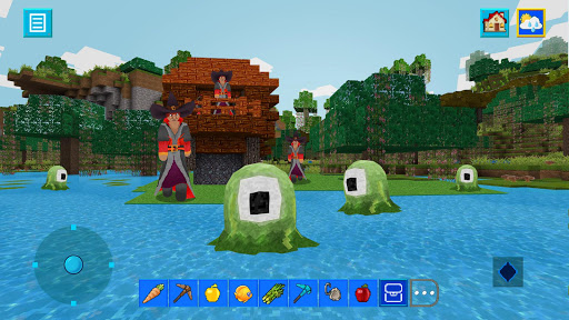 Terra Craft: Build Your Dream Block World modavailable screenshots 21