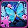 Papillon Jeux De Puzzle