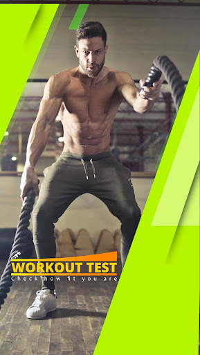 WorkoutTest screenshot 10