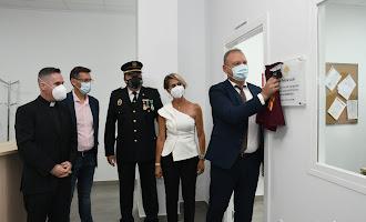 Inauguración nueva Jefatura de Policía de Cuevas