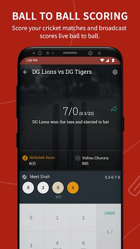 CricHeroes - World's Number 1 Cricket Scoring App Apk 1