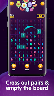 Numberzilla - Number Puzzle | Papan permainan