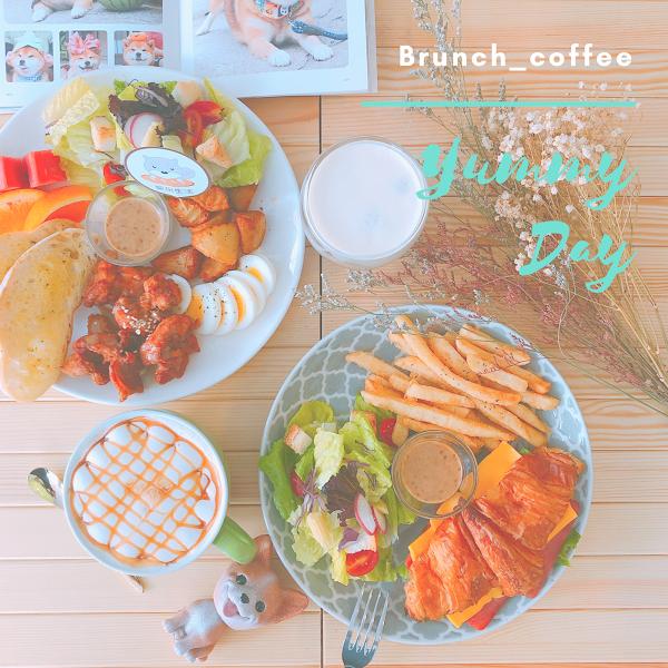 平價、好吃、CP值又高的早午餐😋😋 老闆跟本是佛心來著的,用料很實在,吃完飽足感💯💯,會讓人一訪再訪的優質早午餐店👍🏻👍🏻 對了,柴田生活是柴柴主題餐廳哦,有毛小孩的朋友們很適合去聚會
