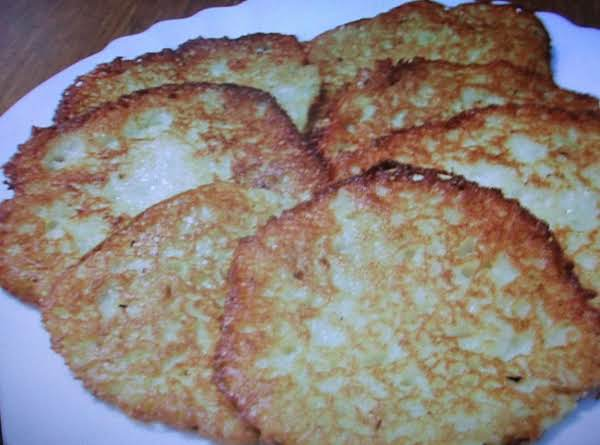Kartoffelpuffer ( Potato Pancakes ) Recipe