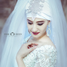 Wedding photographer Istam Obidov (Istam). Photo of 01.07.2017