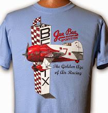 Photo: Tony Albence © 2013 design- Gee Bee Airplane T-shirt