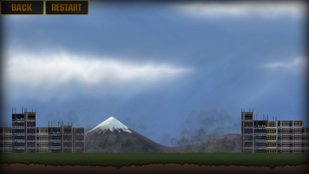 Simulator nuclear bomb- screenshot