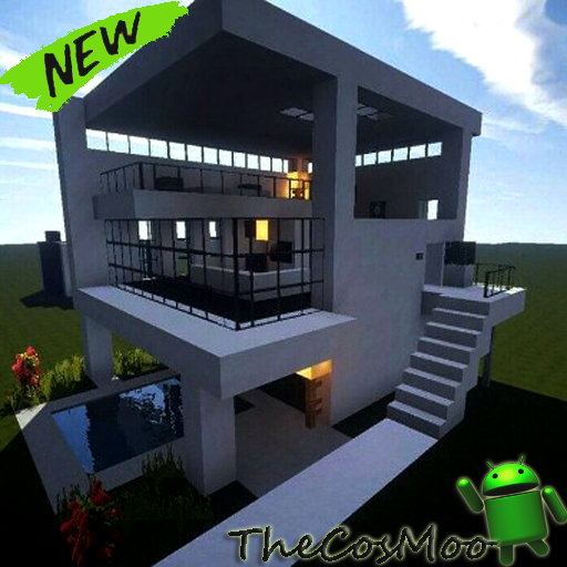 Best minicraft house designs ideas android apps on for Best house design app