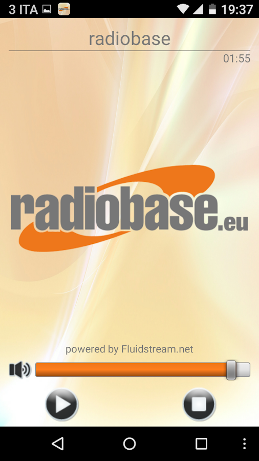 radiobase Mantova- screenshot