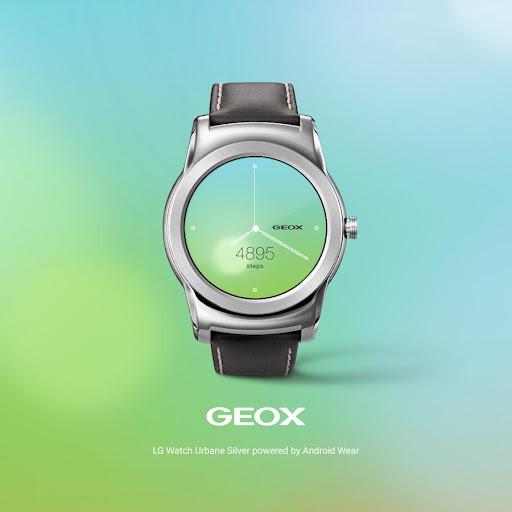 Geox Watch Face