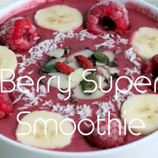 Berry Super Smoothie Bowl