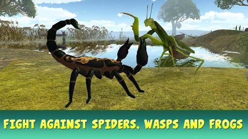Mantis Insect Life Simulator 1.1.0 screenshots 3