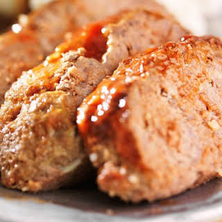 Copycat Cracker Barrel Meatloaf.