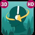 Sleep Orbit: Relaxing 3D Sounds, White Noise & Fan download