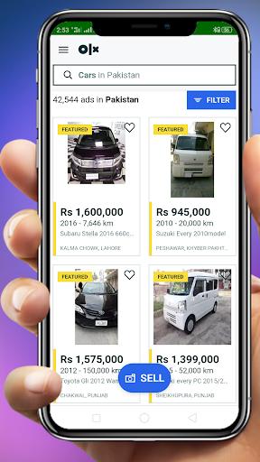 Used Cars in Pakistan 1.0.1 screenshots 5