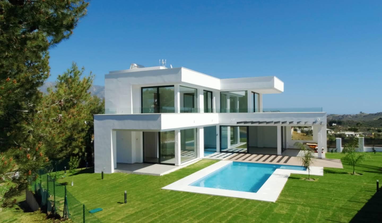 Villa avec piscine et jardin Fuengirola