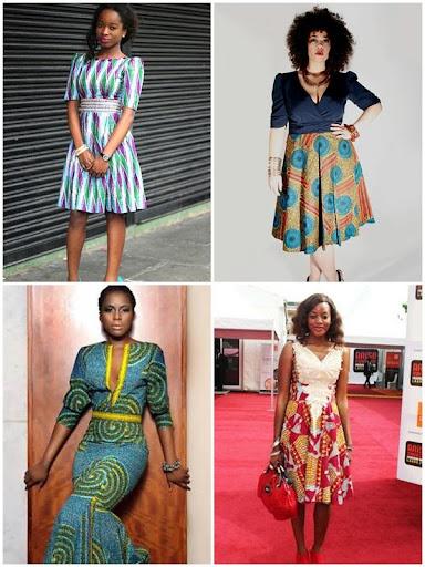 Ankara Fashion Styles Ideas
