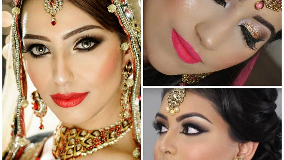 Indian/Asian Bridal Makeup Artist Southall London - Make-Up