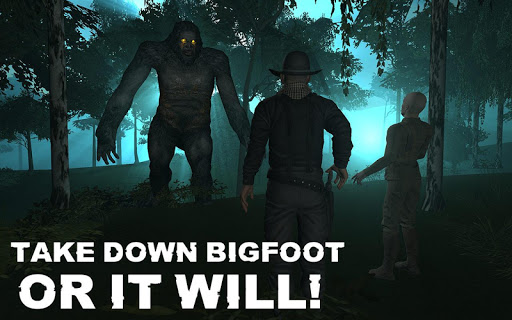 Bigfoot Hunting Multiplayer android2mod screenshots 2