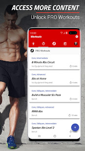 Six Pack in 30 Days Abs Workout PRO 4.2.5 Paid APK For Android - 10 - images: Download APK free online downloader | Download24h.Net