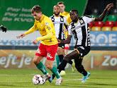 Charleroi devra se passer de six joueurs contre Waasland-Beveren