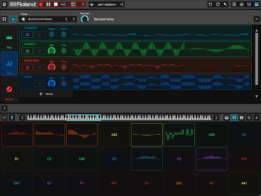 Roland Zenbeats screenshot 11