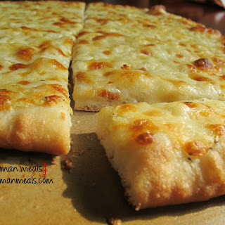 Three Cheese Garlic Breadsticks Recipe