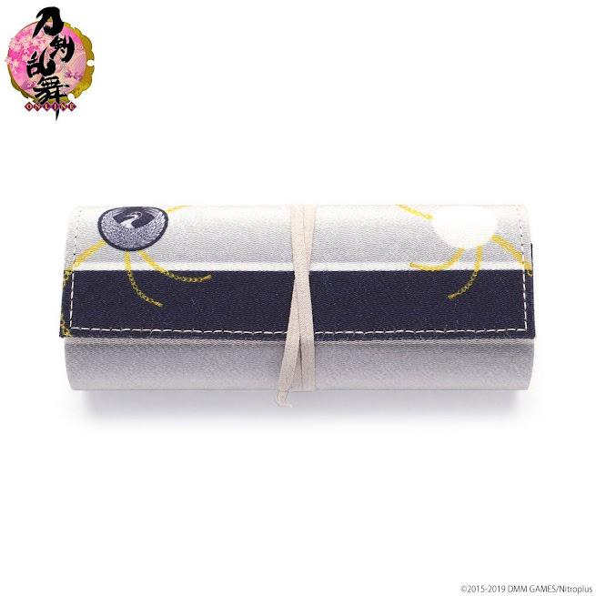 【画像】オリジナルケース(鶴丸国永モデル)