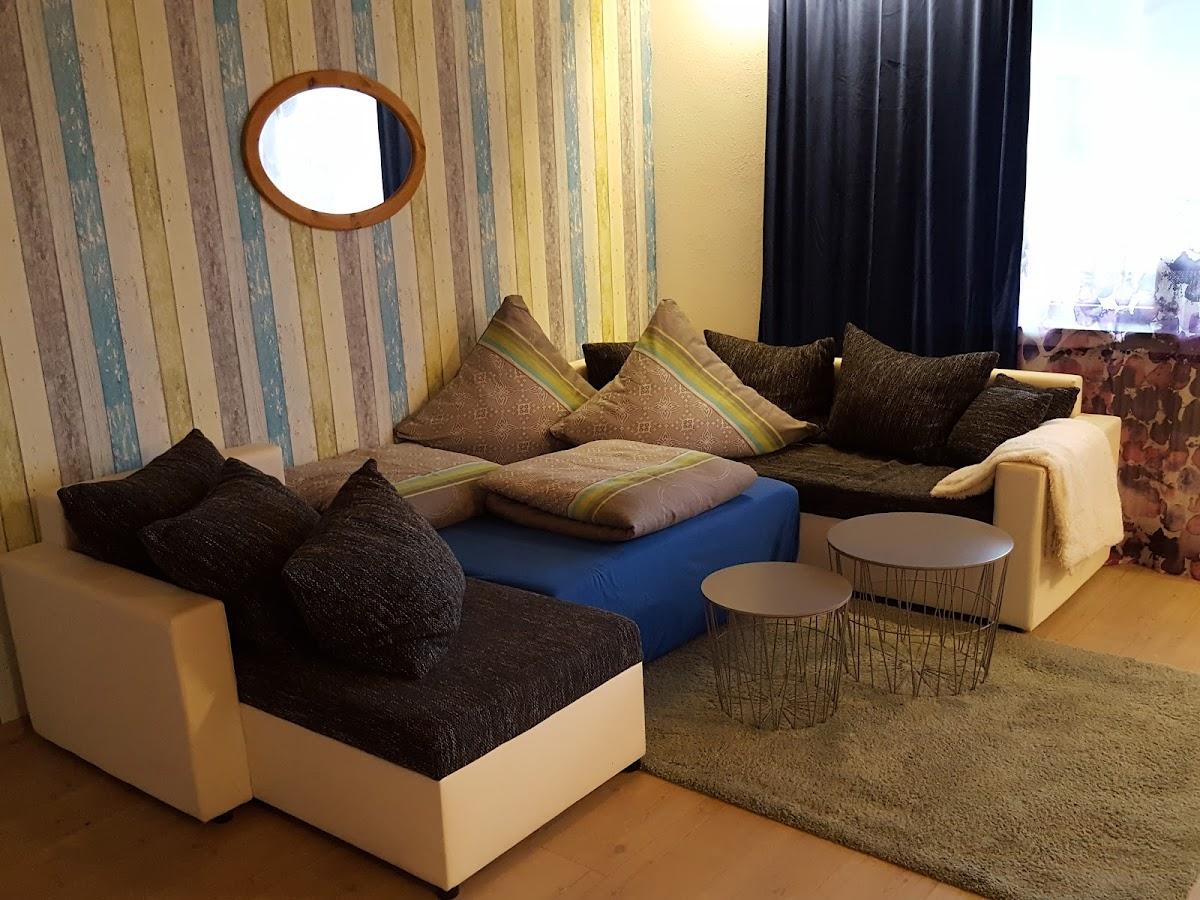 Zusätzliche Sofa-Schlafplätze