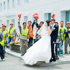 Wedding photographer Mariya Yaskova (id162392334). Photo of 08.08.2017