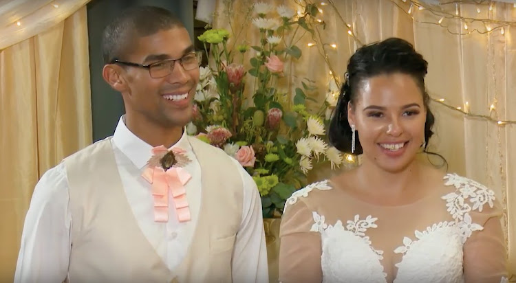 OPW's Leonnette and Benedict shared their happy ending with the world on the wedding show.