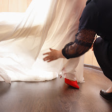 Wedding photographer Valentina Likina (myuspeh2011). Photo of 11.04.2018