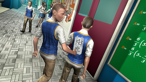 Gangster in High School 1.4 Cheat screenshots 1