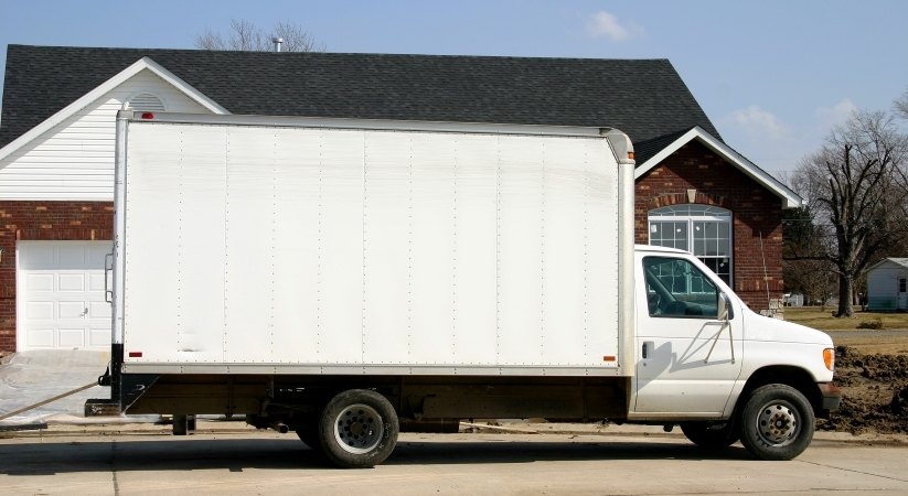 rental truck for moving