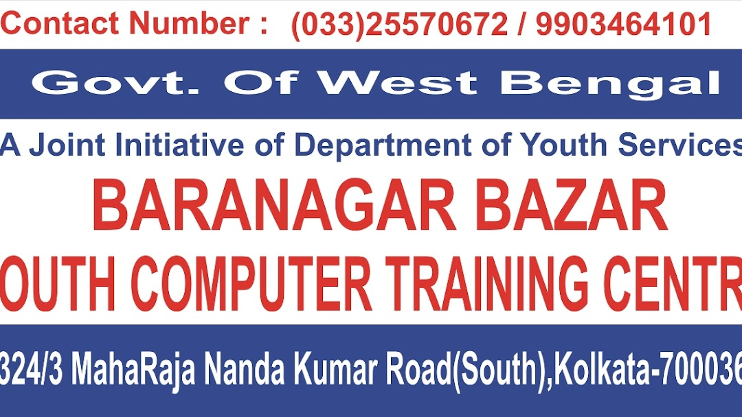 Baranagar Bazar Youth Computer Training Centre – Best