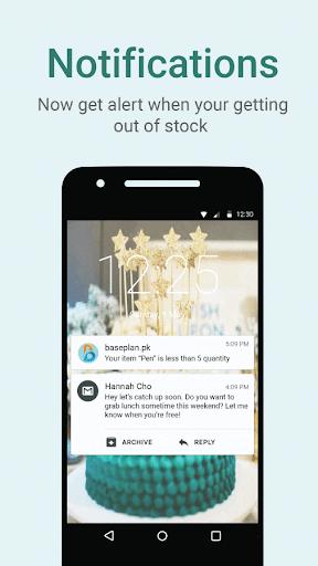 Offline Stock Manager  screenshots 1