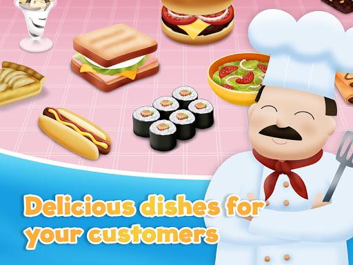 Cooking Games - Chef recipes 2.1 screenshots 2