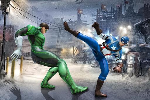 Ultimate Superhero Avenger Immortal Gods Arena War 1.0 screenshots 3