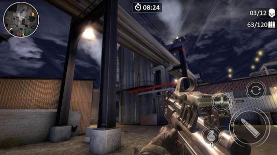 Crossfire GO Best CF shooting game v1 APK Full