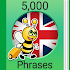Speak English - 5000 Phrases & Sentences