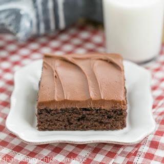 Cocoa Fudge Cake #PartyLikeAMadMan #Giveaway