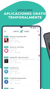 AppsFree: Apps de pago gratis por tiempo limitado 1