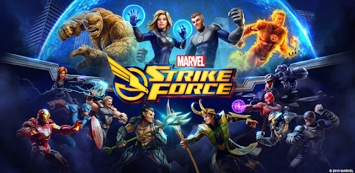 MARVEL Strike Force - Apps on Google Play