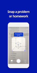 Conects Q&A: Photo Math Solver 2.6.2 Mod + Data for Android 1